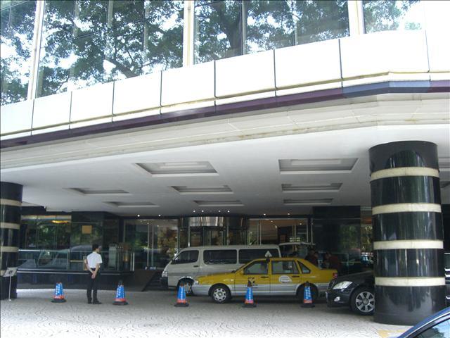 広州ランドマークタワーホテルに宿泊