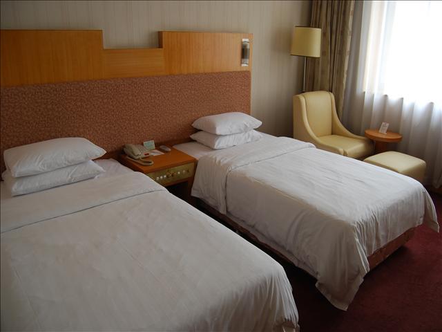 広州ランドマークタワーホテル 部屋内部