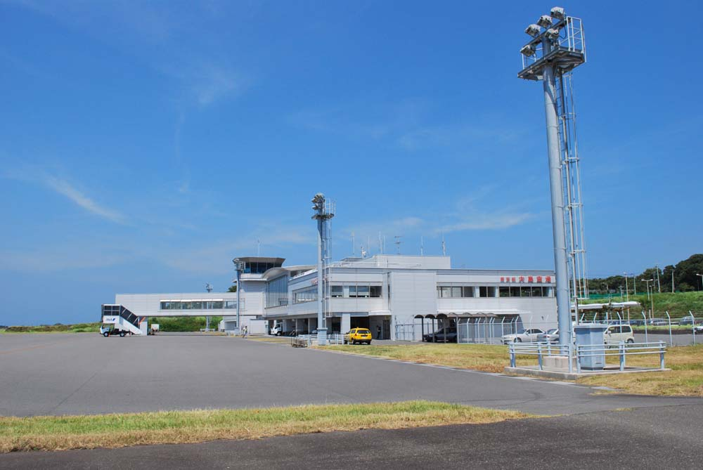 大島空港タワー