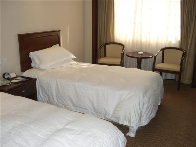 上海ホテル(上海賓館) 室内