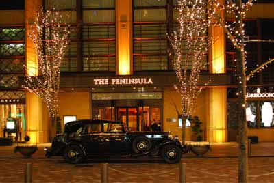 ザ・ペニンシュラホテル東京