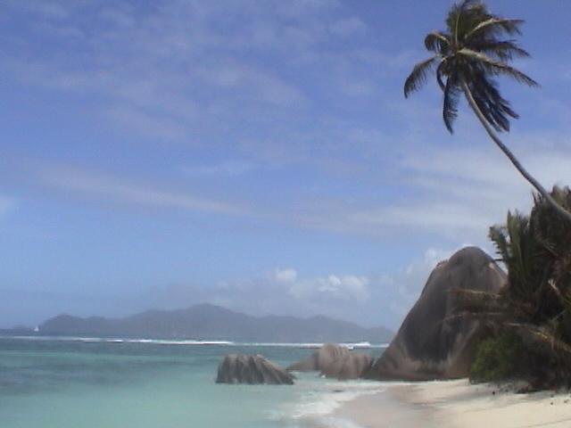セイシェル ラ・ディーグ島