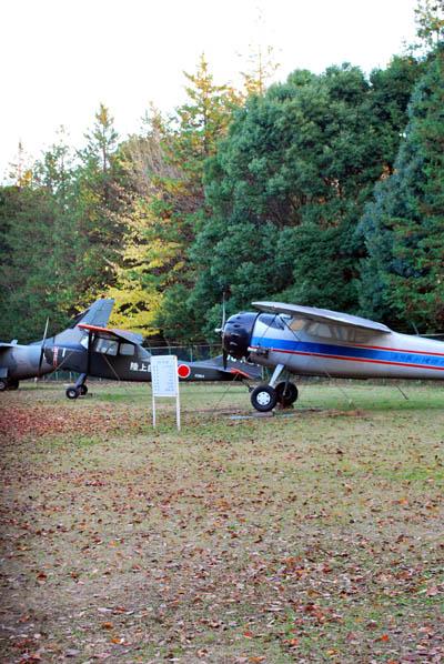 立川自衛隊展示飛行機