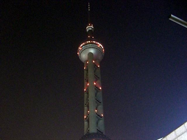 東方明珠塔 1