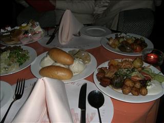 東方明珠塔 スカイレストラン