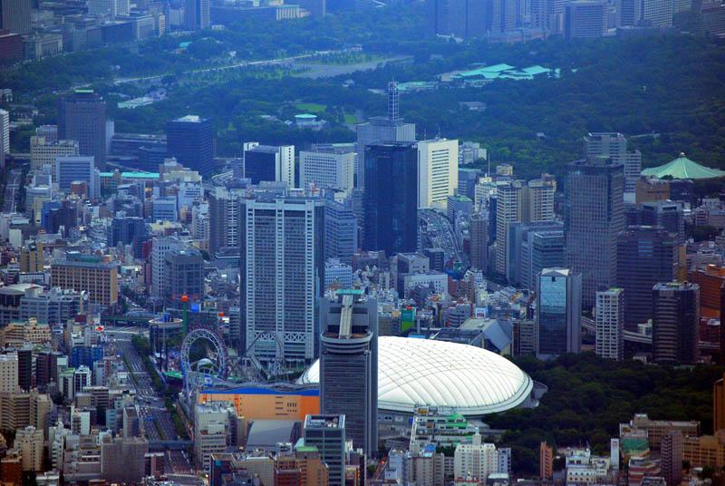 後楽園 東京ドーム