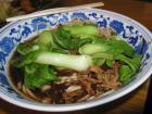 青菜入り麺
