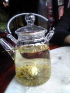 湖心亭のジャスミン茶...
