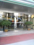 西安で宿泊した西安城市酒店の紹介
