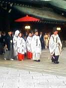 明治神宮の結婚式3