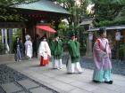 東京大神宮の結婚式