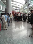 広州白雲国際空港 到...