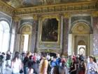 ベルサイユ宮殿の中