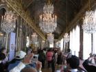 ベルサイユ宮殿の中3...