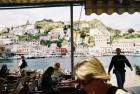 エーゲ海の島のカフェ2