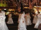 白い妖精たち